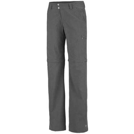 Columbia Sportswear Silver Ridge Convertible Full-Leg Pants - UPF 50 (For Women)