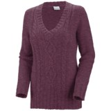 Columbia Sportswear Cabled Cutie Sweater (For Women)