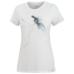 Columbia Sportswear Lure Trail Shirt - Short Sleeve (For Women)