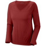 Columbia Sportswear Vista Ridge T-Shirt - Long Sleeve (For Plus Size Women)