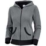 Columbia Sportswear Heather Honey II Hoodie Sweatshirt - Full Zip (For Plus Size Women)