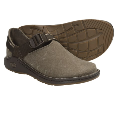 Chaco Pedshed Canvas Shoes (For Men)