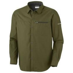 Columbia Sportswear Cool Creek Shirt - UPF 50, Long Sleeve (For Men)