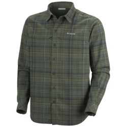 Columbia Sportswear Cool Creek Plaid Shirt - UPF 50, Long Sleeve (For Men)