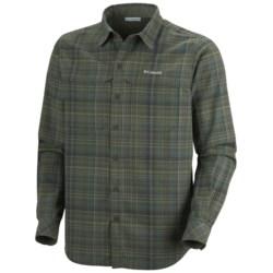 Columbia Sportswear Cool Creek Plaid Shirt - UPF 50, Long Sleeve (For Men)
