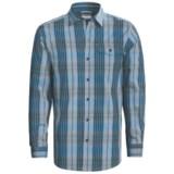 Columbia Sportswear Utilizer Plaid Shirt - Long Roll-Up Sleeve (For Men)