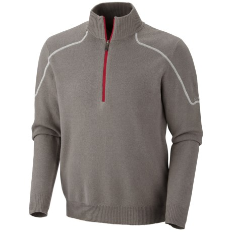 Columbia Sportswear Risco Run Sweater - Zip Neck (For Men)