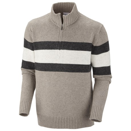 Columbia Sportswear Bridge Too Far Sweater - Zip Neck (For Men)