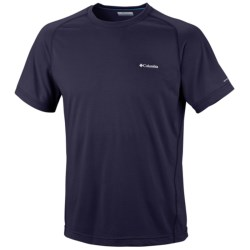Columbia Sportswear New Mountain Tech III Shirt - UPF 15, Short Sleeve (For Big Men)