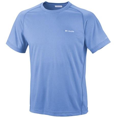 Columbia Sportswear New Mountain Tech III Shirt - UPF 15, Short Sleeve (For Men)