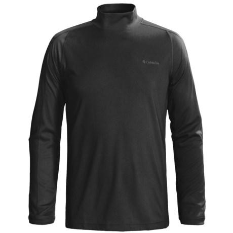 Columbia Sportswear Big Carve II Mock Shirt - UPF 50, Long Sleeve (For Men)