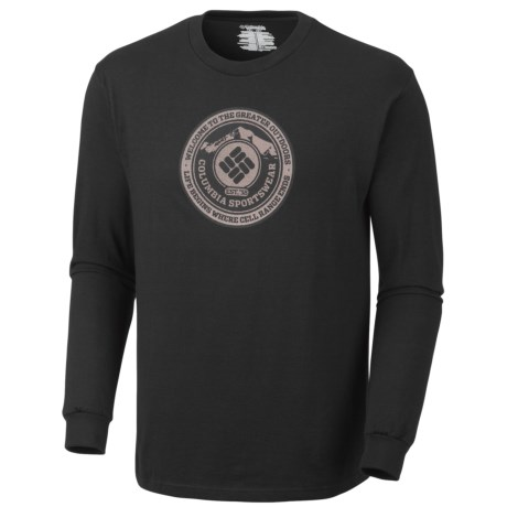 Columbia Sportswear Mother Nature T-Shirt - UPF 15, Long Sleeve (For Men)