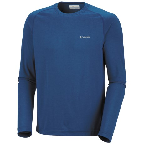 Columbia Sportswear Mountain Tech II Shirt - Long Sleeve (For Men)
