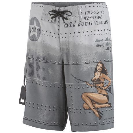 Columbia Sportswear PFG Offshore Teaser Action Boardshorts - UPF 30 (For Men)