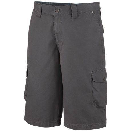 Columbia Sportswear Pioneer Peak Cargo Shorts - UPF 50 (For Big Men)
