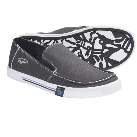 Penguin Footwear Ernie Shoes - Canvas, Slip-Ons (For Men)