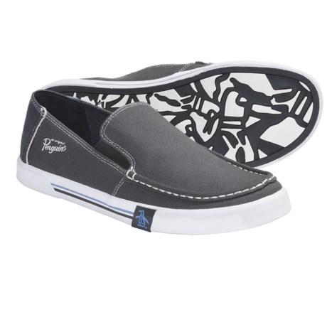 Penguin Footwear Ernie Shoes - Canvas, Slip-Ons (For Men)