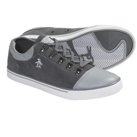 Penguin Footwear Sky Sneakers - Suede (For Men)