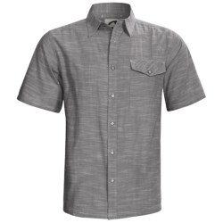 Mountain Khakis Oxbow Shirt - Short Sleeve (For Men)
