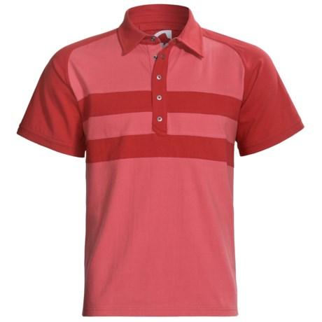 Mountain Khakis Fairway Polo Shirt - Short Sleeve (For Men)