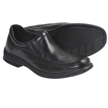 Clarks Euclid Gore Shoes - Slip-Ons (For Men)