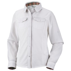 Columbia Sportswear Silver Ridge Shirt - UPF 30, Long Sleeve (For Toddler Girls)