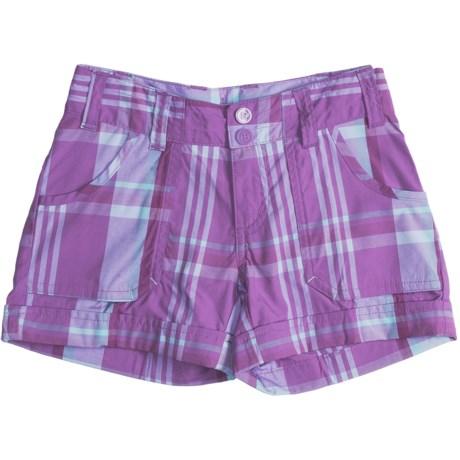Columbia Sportswear Silver Ridge Novelty Shorts - UPF 30 (For Little Girls)