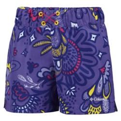 Columbia Sportswear Splash Seeker Boardshorts - UPF 30 (For Youth Girls)