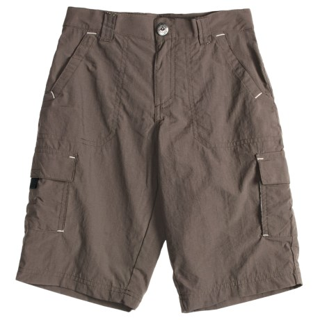 Columbia Sportswear Silver Ridge Shorts - UPF 50 (For Little Boys)