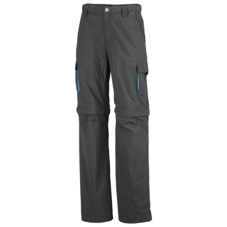 Columbia Sportswear Silver Ridge Convertible Pants - UPF 50 (For Youth Boys)