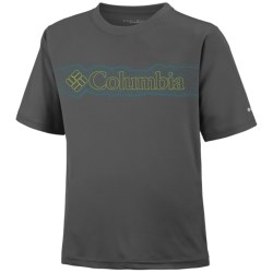 Columbia Sportswear Adventure Land Graphic T-Shirt - UPF 30, Short Sleeve (For Youth Boys)