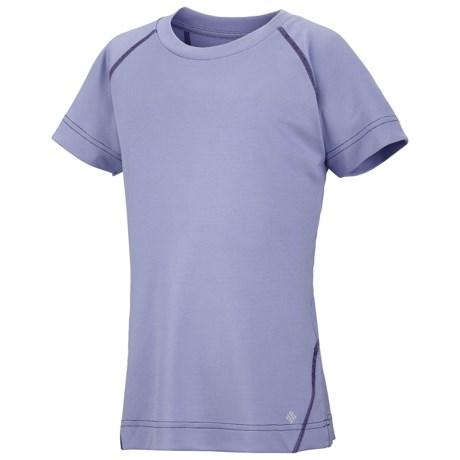 Columbia Sportswear Silver Ridge T-Shirt - UPF 30, Short Sleeve (For Toddler Girls)
