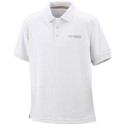 Columbia Sportswear PFG Perfect Cast Polo Shirt - UPF 30, Short Sleeve (For Little Boys)