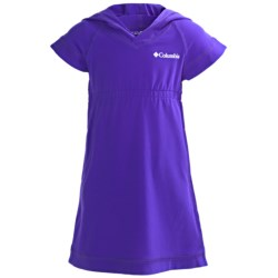 Columbia Sportswear Water Belle Cover-Up - UPF 40, Short Sleeve (For Toddler Girls)