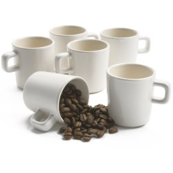 Sagaform Colombia Espresso Mugs - Set of 6