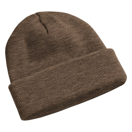 J.G. Glover & CO. Peregrine Watch Cap - Merino Wool (For Men and Women)