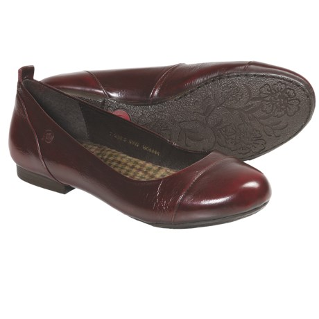 Born Annibell Shoes - Leather, Slip-Ons (For Women)