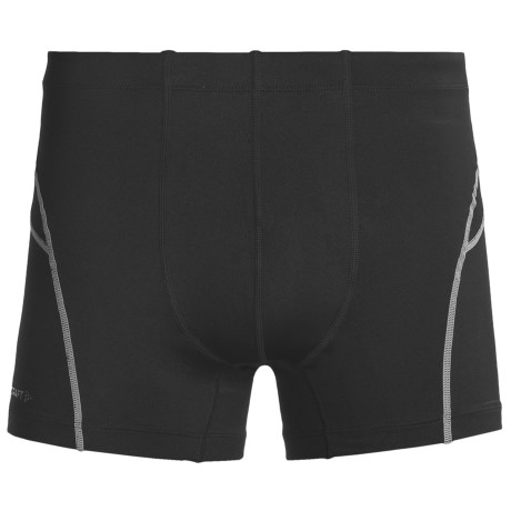Craft Sportswear Pro Cool Boxer Briefs - UPF 50+, Base Layer Underwear (For Men)