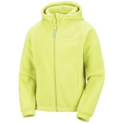 Columbia Sportswear Benton Hoodie Sweatshirt - Fleece, Full Zip (For Girls)