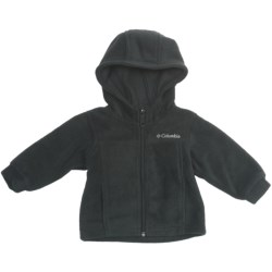 Columbia Sportswear Steens Fleece Hoodie Sweatshirt (For Infants)