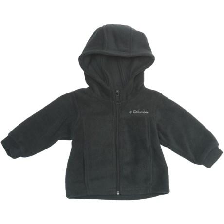 Columbia Sportswear Steens Fleece Hoodie Sweatshirt (For Infants)
