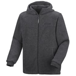 Columbia Sportswear Steens Fleece Jacket - Hooded (For Boys)