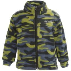 Columbia Sportswear Zing Jacket - Fleece (For Toddlers)