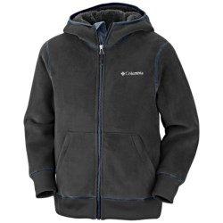 Columbia Sportswear Mt. Hood Grinder Hoodie Sweatshirt - Fleece (For Boys)