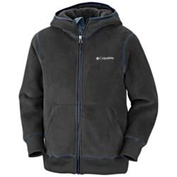 Columbia Sportswear Mt. Hood Grinder Hoodie Sweatshirt - Fleece (For Boys)
