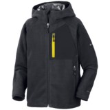 Columbia Sportswear Thermorator Hoodie Jacket - Omni-Heat®, Fleece (For Boys)