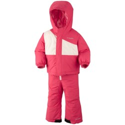 Columbia Sportswear Snow Slush Reversible Set - Insulated (For Toddlers)