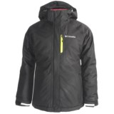 Columbia Sportswear Star Lit Ridge Omni-Heat® Winter Jacket - Waterproof (For Girls)