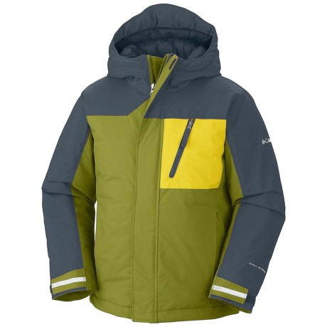 Columbia Sportswear Snowbank Winter Jacket - Waterproof, Insulated (For Toddlers)