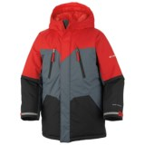 Columbia Sportswear Ice Slope Long Jacket (For Boys)